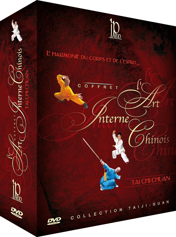 Chinese Internal Arts 3 Box Set High material DVD Finally resale start