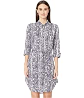 Heidi Klein - Cote D'Azur Relaxed Shirtdress