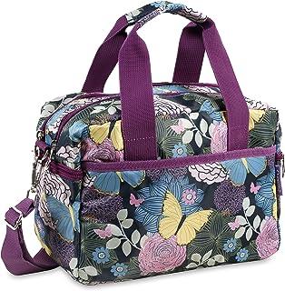 J World New York Aby Bag Travel Tote, Secret Garden, One Size