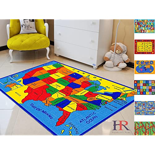 Educational Rugs For Classrooms Amazon Com