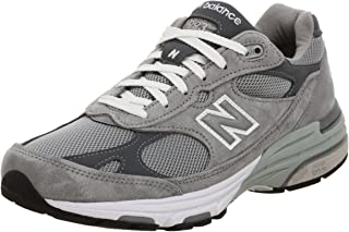 New Balance Mens MR993 Running Shoe Brown