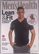 Men's Health Magazine (July/August, 2017) Du Toit Botha Cover