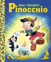 Walt Disney's Pinocchio Little Golden Board Book (Disney Classic) (Little Golden Book)
