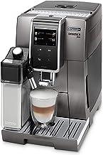 De'Longhi Dinamica Plus ECAM 370.95.T Kaffeevollautomat mit Milchsystem, Cappuccino..