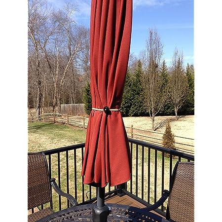 kinspory outdoor patio umbrella cord