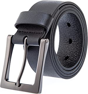 Marino Real Leather Jeans Belt 1.5