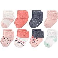 8-Pack Luvable Friends Unisex Baby Socks
