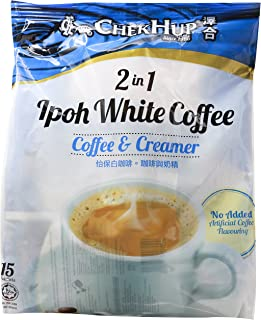 Chek Hup Ipoh Wht Coffee 2in1 - 15X30G