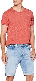 Lee mens 5 Pocket Short Denim shorts