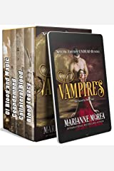 VAMPIRES: The Cursed by Blood UNDEAD Special Edition - Dark Paranormal Romantic Suspense (Cursed by Blood Saga) Kindle Edition