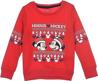 Minnie Mouse Niñas Sudadera