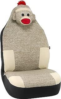 Bell Automotive 22-1-56786-9 Sock Monkey Universal Bucket Seat Cover