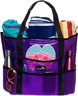 Best purple beach tote Reviews