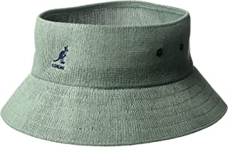 Kangol Men's Bamboo Cut Off Bucket Hat Visor