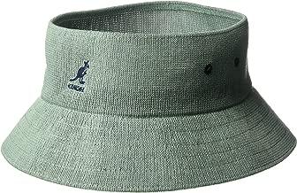 Kangol Men's Bamboo Cut Off Bucket Hat Visor