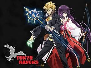 Tokyo Ravens Season 1 Part 1