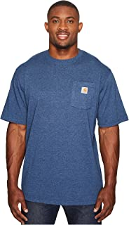 [カーハート] メンズ シャツ Big & Tall Workwear Pocket S/S Tee [並行輸入品]