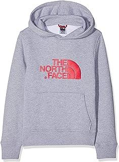 dfa2a34050 The North Face Youth Drew Peak Sweat-Shirt à Capuche Enfant