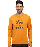 Life is Good - Life is Good® Script And Bold Go-To Crew