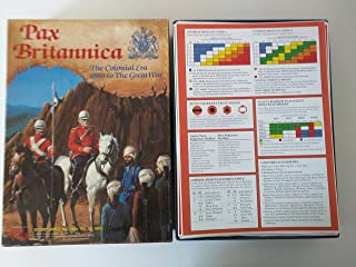 Pax Britannica (Victory Game Military Simulations, Game No. 30011)