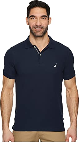 Nautica - Short Sleeve Slim Polo