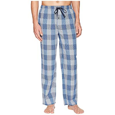 Tommy Bahama Seersucker Woven Pajama Pants (Bold Plaid) Men