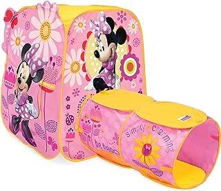 Playhut Disney Minnie Discovery Hut Playhouse