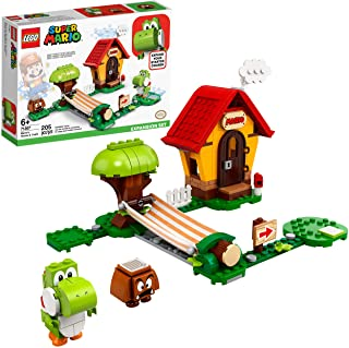 LEGO Super Mario Mario's House & Yoshi Expansion Set...