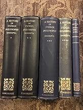 History of Indian Philosophy, Complete 5 Vol. Set [5Vols.]