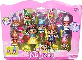 comprar comparacion Pinypon Pack de Figuras Blancanieves y Siete enanitos (Famosa 700012750)