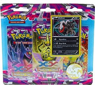 Pokemon Blister Pack, XY Phantom Forces Darkrai