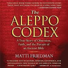 THE ALEPPO CODEX - Matti Friedman