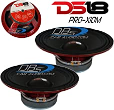 2) DS18 PRO-X10M 10