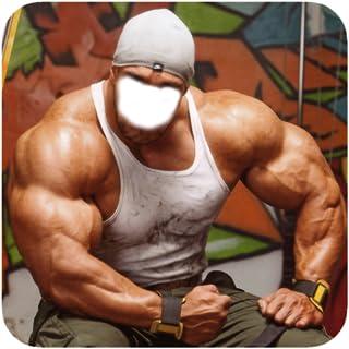 BodyBuilding & Fitness-Fun Face Maker Bodybuilder Face Photo Editor