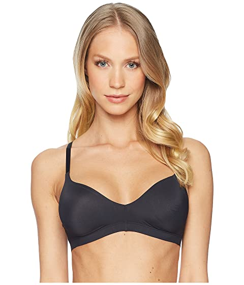 Cup Negro Smooth Soft Hanro Illusion Bra 4qvpwHt
