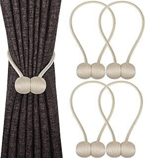 Best magnetic curtain tie back Reviews