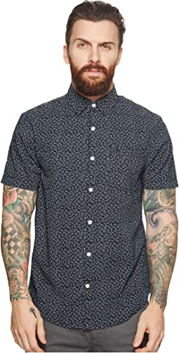 Original Penguin - Short Sleeve Print Woven