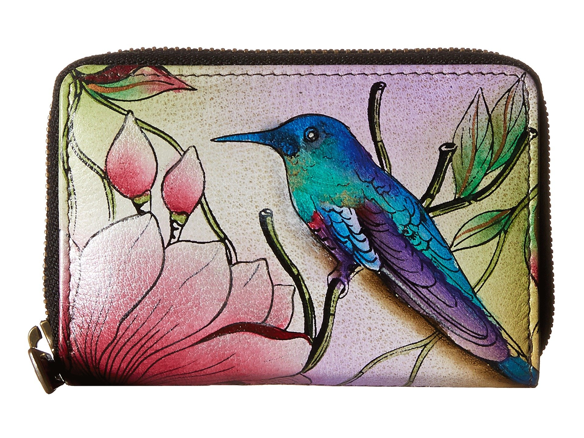Card Passion Business Credit And Handbags Spring Holder 1110 Anuschka q8IHXx
