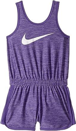 Nike Kids Dri-Fit Sport Essentials Romper (Little Kids)