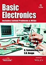 Basic Electronics: Includes Solved Problems & MCQs