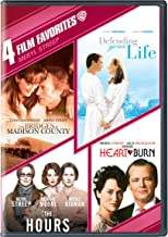 4 Film Favorites: Meryl Streep (The Bridges of Madison County, Defending Your Life, The Hours, HEARTBURN)