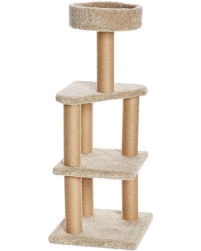 Carpet Cat Scratching Post Amazon Com