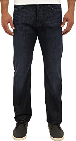 7 For All Mankind Standard Straight Leg in Los Angeles Dark