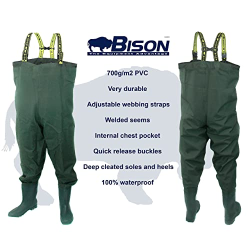 Free Next Day Delivery Trakker N2 Chest Waders All Sizes