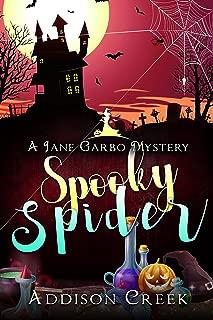 Spooky Spider (Jane Garbo Mysteries Book 3)