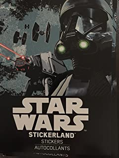 Stickerland Disney Star Wars Sticker Booklet (4 Pages)
