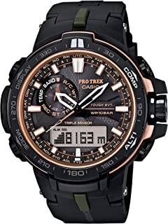 PROTREK PRW-S6000Y-1JF Ver.3 Triple Sensor Smart Access Multi-Band Timekeeping Watch