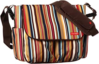 Skip Hop Dash Deluxe Diaper Bag, Uptown Stripe