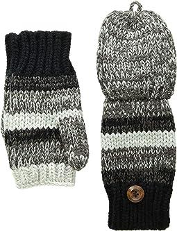 KNG3598 Marled Knit Glitten