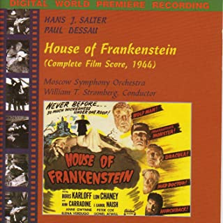 Salter / Dessau: House of Frankenstein